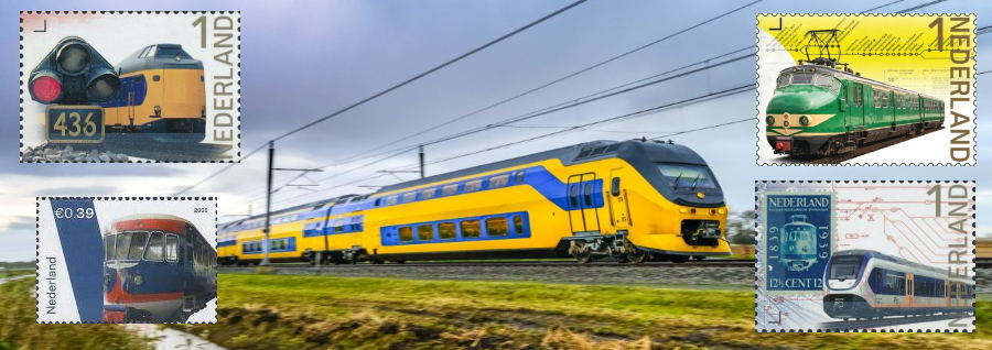 Clicking on this photograph leads to an NS page about the history of Dutch Railways NS